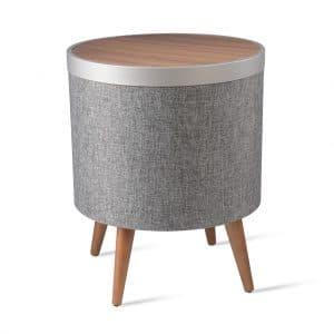 Zain Walnut - Smart Side Table