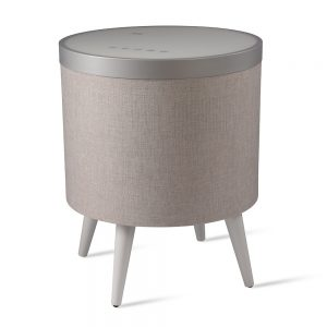 Zain White - Smart Side Table