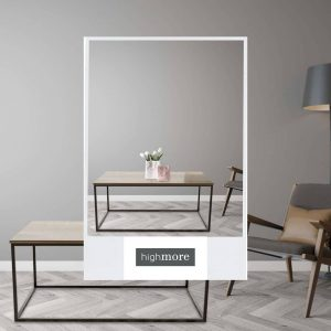 Arden Coffee Table Bring to your living room this fantastic coffee table in neutral tones and discreet style. A timeless coffee table that offers ample space for books or any type of decorative element. 👉https://bit.ly/2RPYaGF 📦Free Delivery! . . . . . #beSmartwithKoble#KOBLEDesigns#designs#home#smarthome#decor#USA#technology#coffeetable#highmore#coffeetabledecor